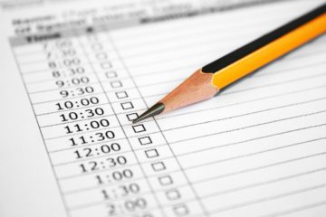 Benefits of Using Schedule Templates