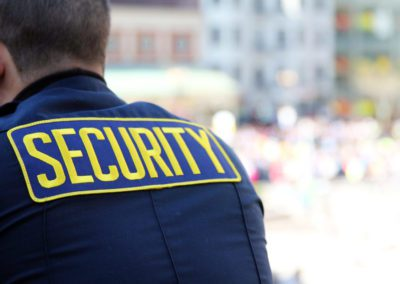 Staff Scheduling for the Security Industry