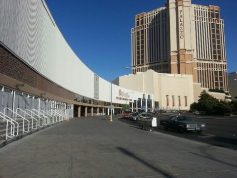 Sands Expo and Convention Center Streamline Scheduling