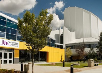 TELUS World of Science Edmonton Eliminates Scheduling Errors