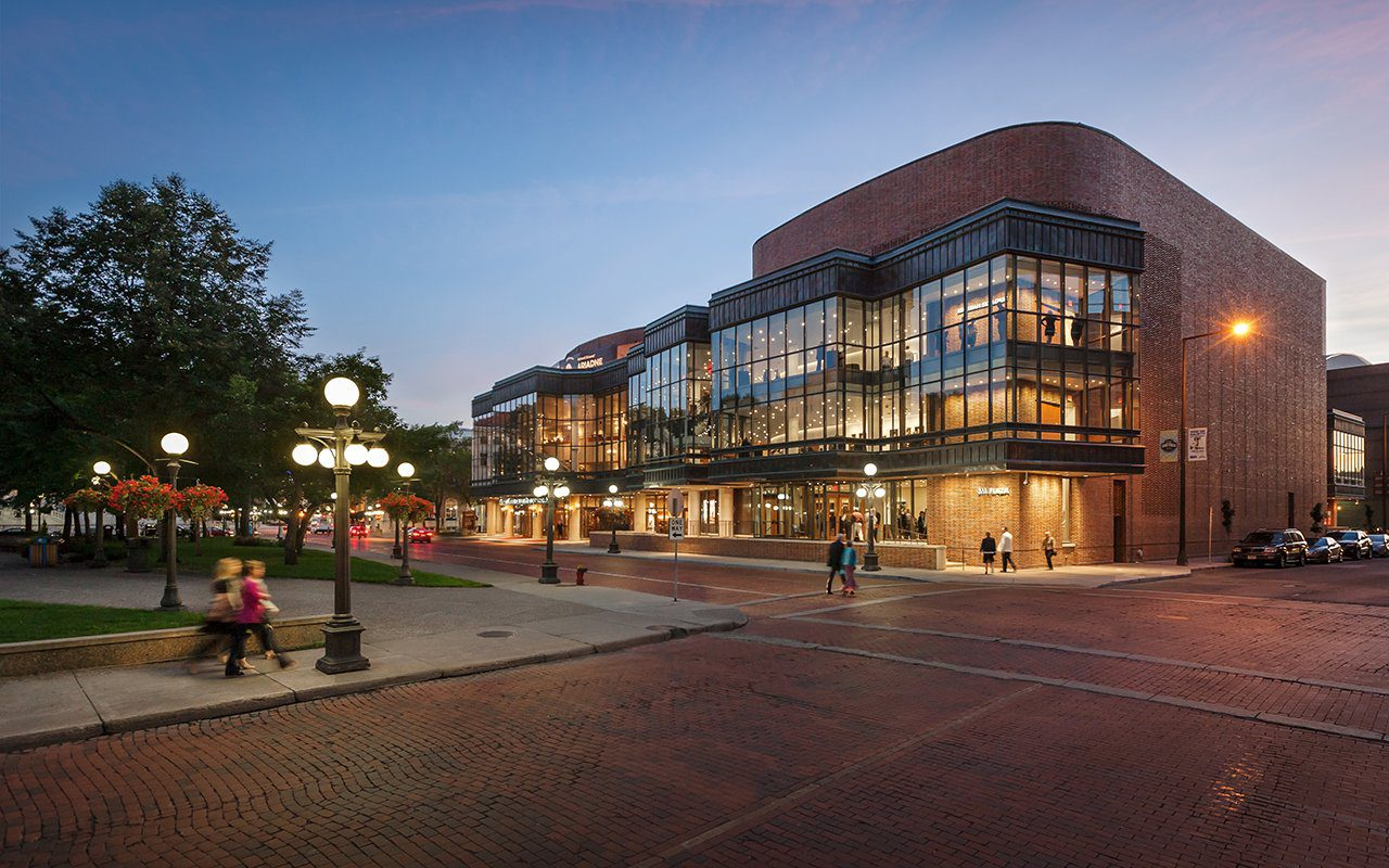 The Ordway Cuts Scheduling Time In Half
