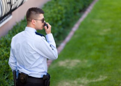 Security Guard Industry Technology Evolution