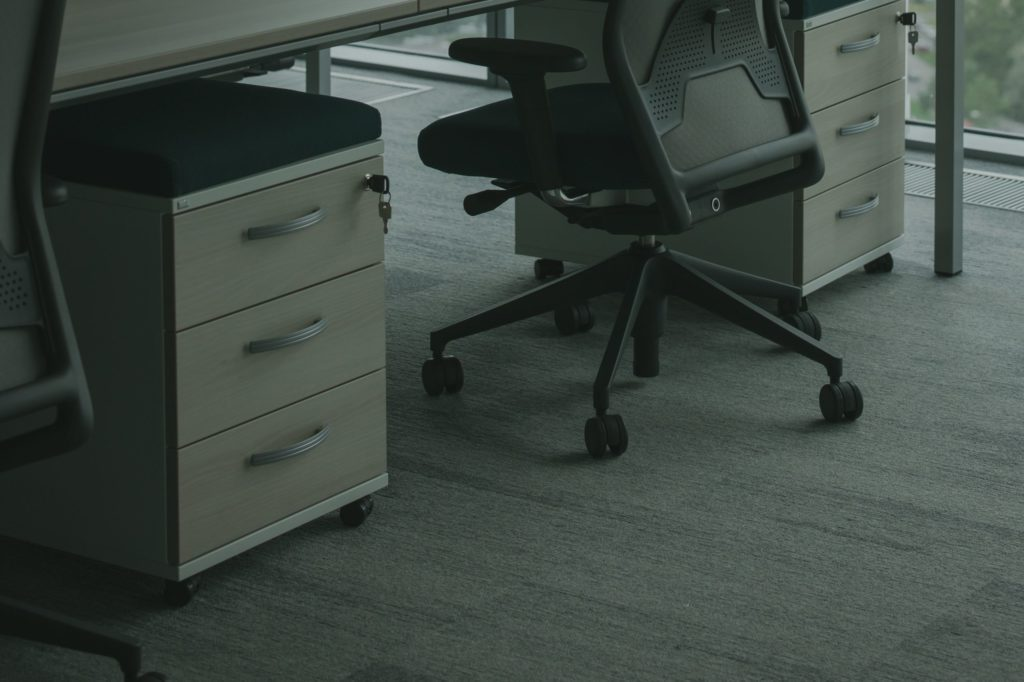 employee absent from desk