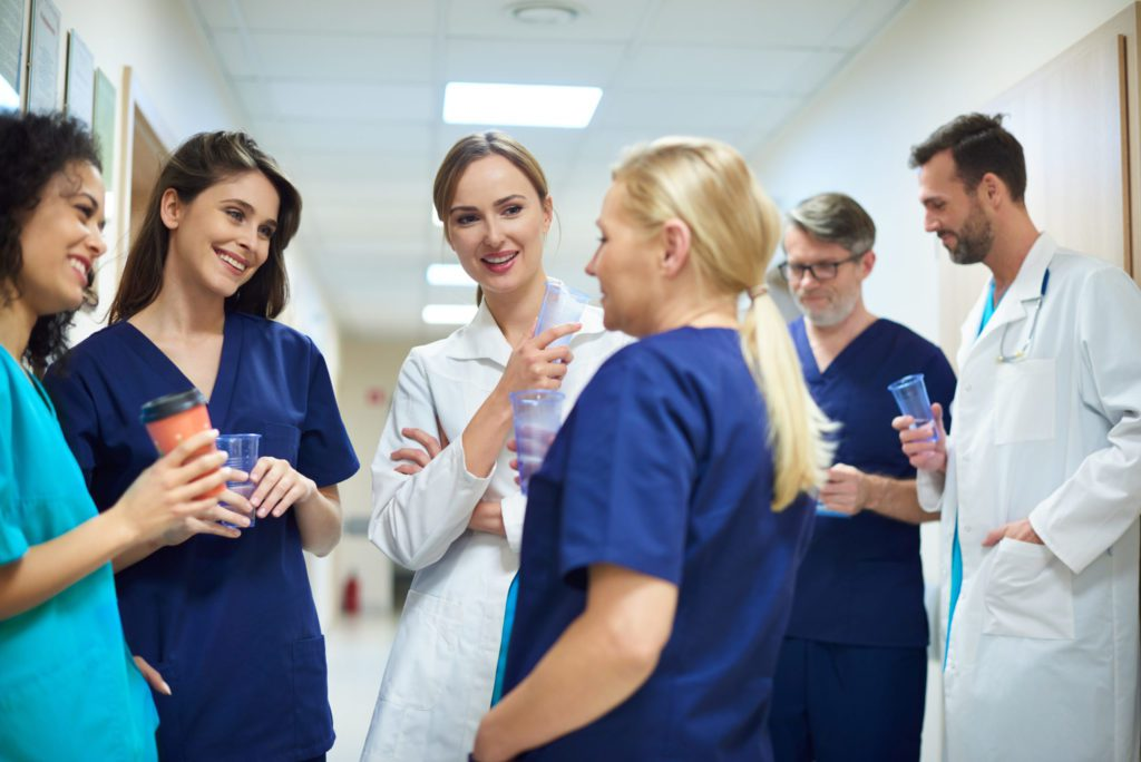 Burnout in heathcare industry